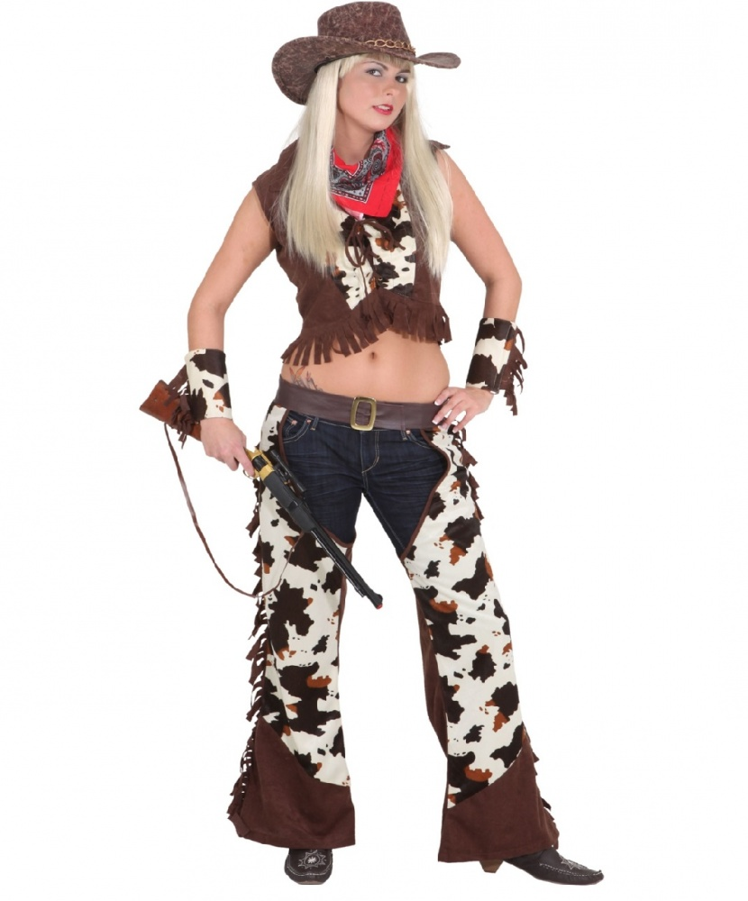 Cowboy costume for girls kids
