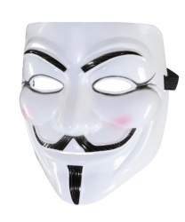 Guy Fawkes MaskМаски<br>Guy Fawkes Mask, пластик (Германия)<br>