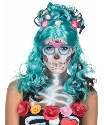 "Парик ""Day of the Dead"""