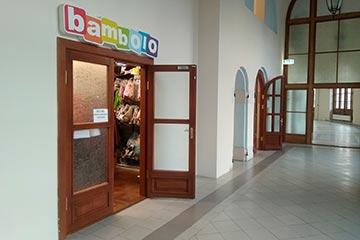Магазин Бамболо в Москве
