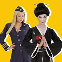 Карнавальные костюмы для женщин и девушек