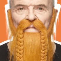 Накладные усы и бороды