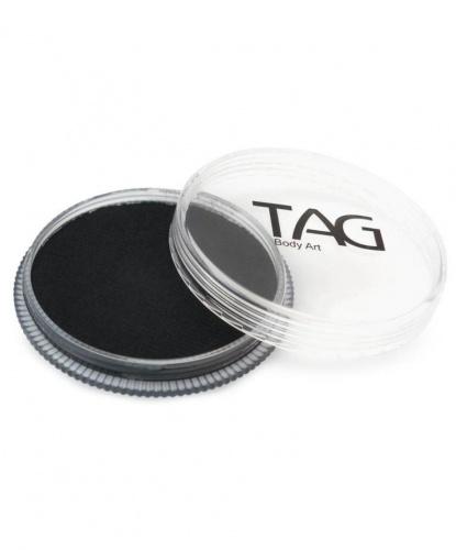 Аквагрим TAG черный, шайба 32 гр. (Австралия)