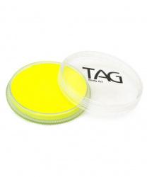 Аквагрим TAG неоновый желтый 32 гр