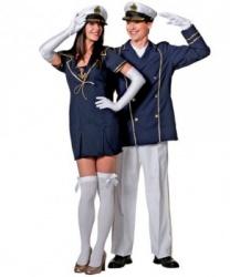 Женская морская униформа