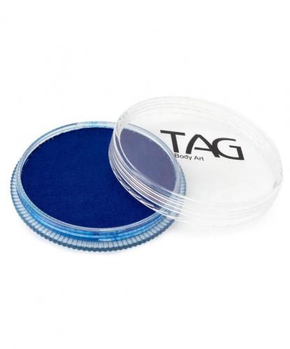 Аквагрим TAG темно-синий, синий, шайба 32 гр. (Австралия)