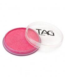 Аквагрим TAG перламутровый розовый 32 гр