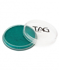 Аквагрим TAG перламутровый зеленый 32 гр