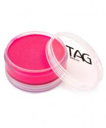 Аквагрим TAG неоновый розовый 90 гр