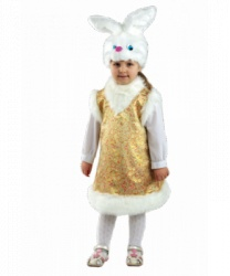 Детский костюм зайки