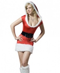 Новогодний костюм (женский)