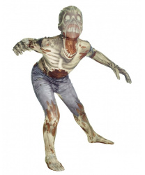 Детский Морф-костюм Зомби