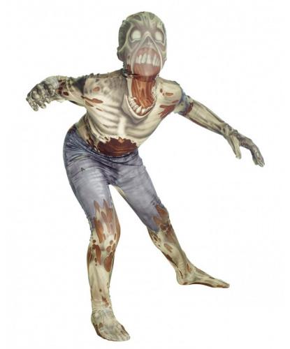 Детский Морф-костюм Зомби (Великобритания)