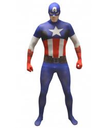 """Морф-костюм """"Капитан Америка"""""""