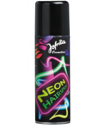 Фиолетовая неоновая спрей-краска для волос