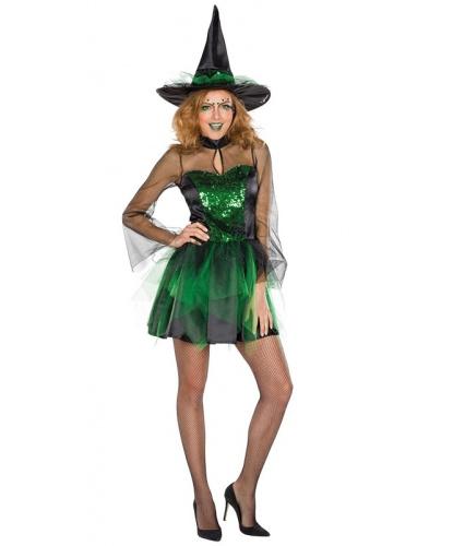 Короткое платье ведьмочки: платье (Германия)