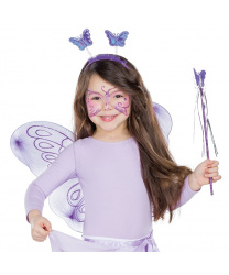 Набор бабочки, фиолетовый