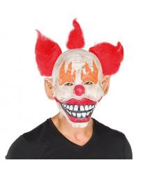 "Латексная маска ""Клоун"""