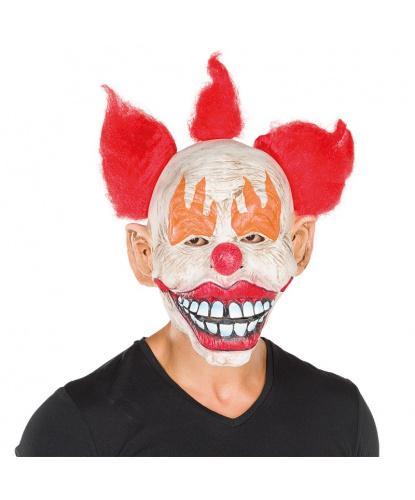 Латексная маска Клоун, латекс (Германия)