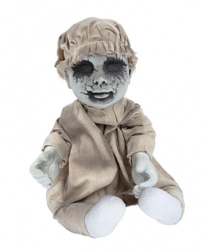 Кукла на Хэллоуин Жуткий малыш