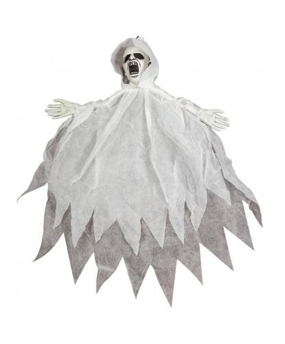 Декорация на Хэллоуин Белая кукла