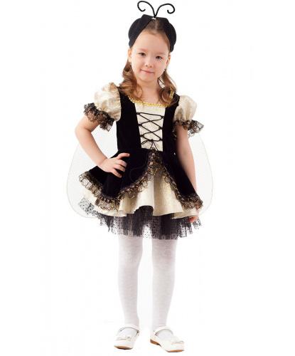 Костюм муха Цокотуха: платье c rрыльями, ободок (Россия)