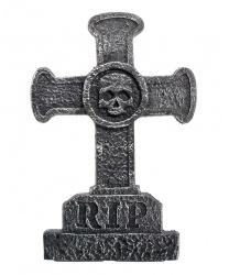 """Декорация на Хэллоуин """"Надгробие крест"""""""