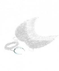 Набор ангела белый: 50 х 35 см (Германия)