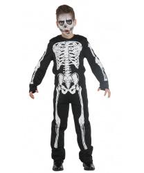 Комбинезон скелета