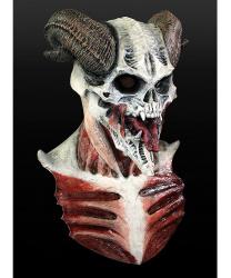 "Латексная маска ""Дьявол"""