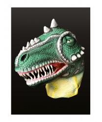 """Латексная маска """"Динозавр"""""""