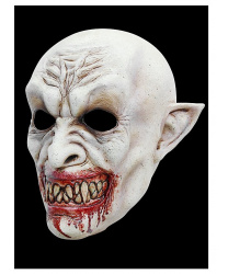 "Латексная маска ""Носферату"""