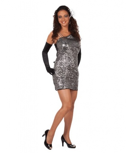 Блестящее платье: платье (Нидерланды)