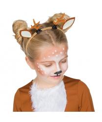 Детские рожки оленёнка