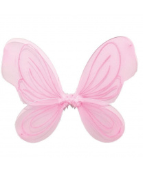 Розовые крылья феи