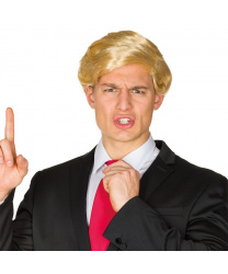 Мужской парик блондина