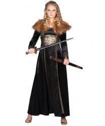 Костюм королевы викингов