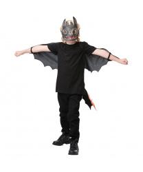 Маска и крылья Беззубика