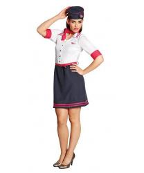 Униформа бортпроводницы