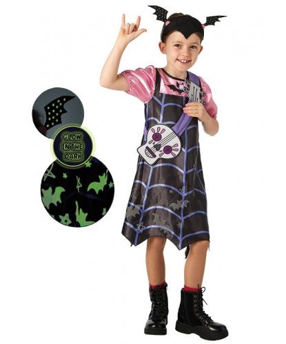 Детский костюм Ви (Vampirina): платье, ободок (Германия)