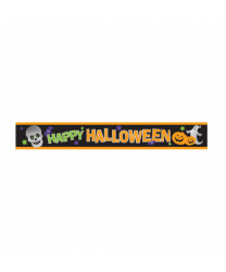 "Декоративный баннер ""Happy Halloween"""