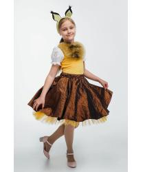 "Детский костю ""Белка-красавица"""