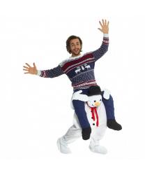 """Костюм-наездник """"Верхом на снеговике"""""""