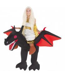 """Надувной костюм-наездник """"Верхом на драконе"""""""