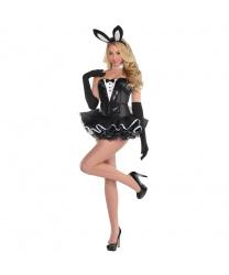 Костюм черного кролика