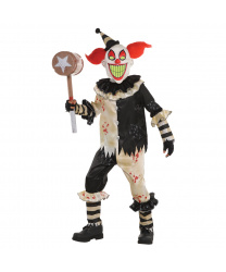 Подростковый костюм клоуна убийцы