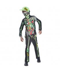 "Костюм на Хэллоуин ""Toxic Zombie"""