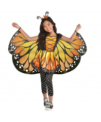 Костюм бабочки монарха