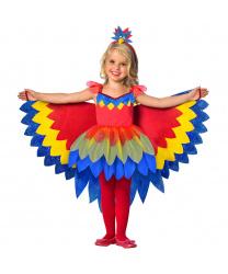 Детский костюм попугая