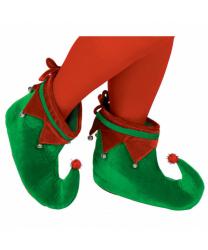 Обувь Рождественского эльфа